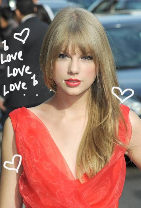 Taylor S Bangs Taylor Swift Perez Hilton Taylor