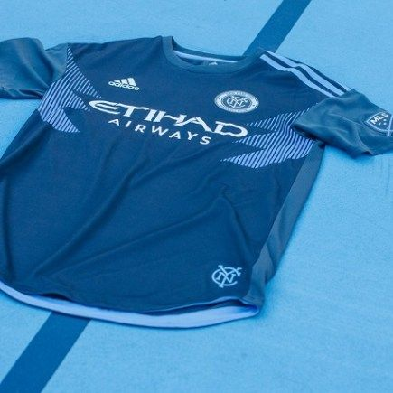 e3a2394eda New York City FC 2018 2019 adidas Away Soccer Jersey