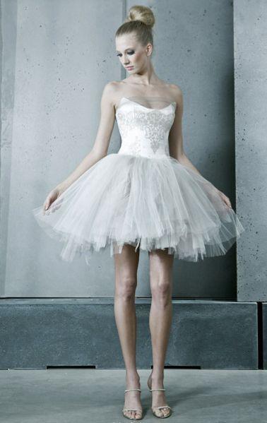 My future wedding dress | Fashion | Pinterest | Short wedding ...