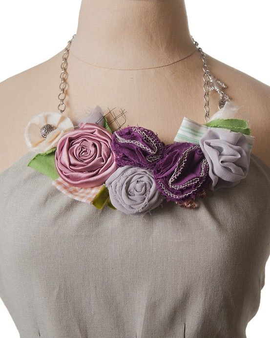 The Gathering Of Friends Gray Apron Detachable Necklace Gathering The Gathering Necklace