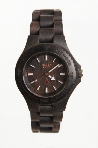 WeWood   wooden special Ed. black