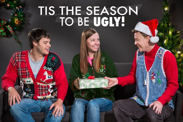 12 Of The Tackiest Christmas Sweaters Money Can't Buy ...