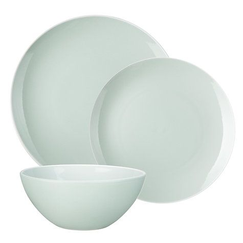 Buy John Lewis Puritan Dinnerware Set 12 Pieces Mint from our Boxed Sets range at John Lewis.  sc 1 st  Pinterest & John Lewis Puritan Dinnerware Set 12 Pieces Mint | Dinner sets ...