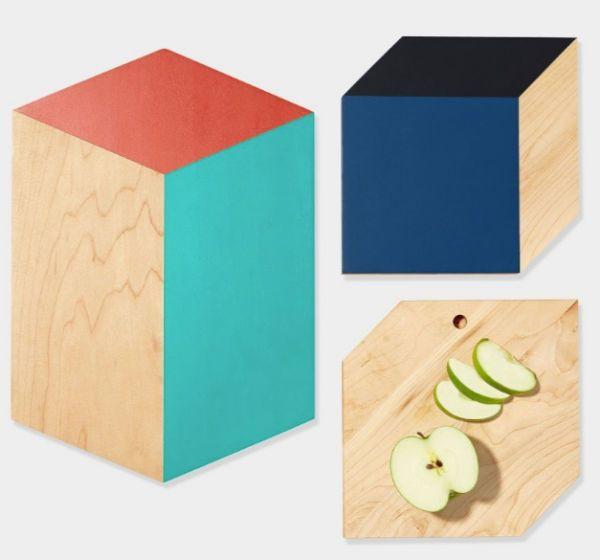 3D Shape Cutting Boards