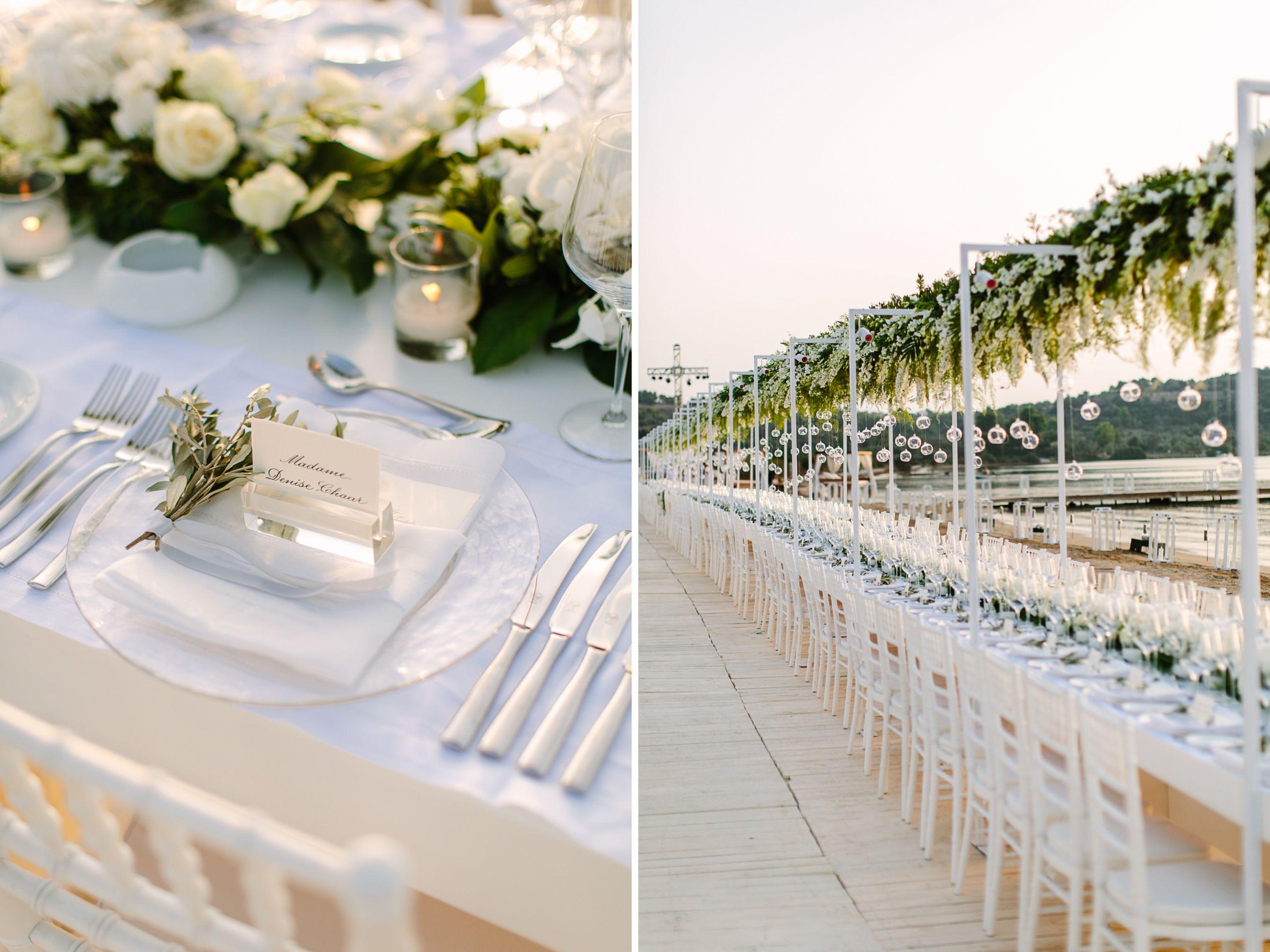 Wedding Nikki Beach Resort | Porto Heli | Spetses Wedding | Wed ...