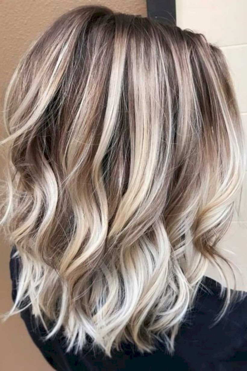 Cool Hair Color Ideas to Try in    SeasonOutfit  hairsyles I