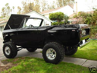 73 International Scout II Dream Vehicles p Trucks, Pickup