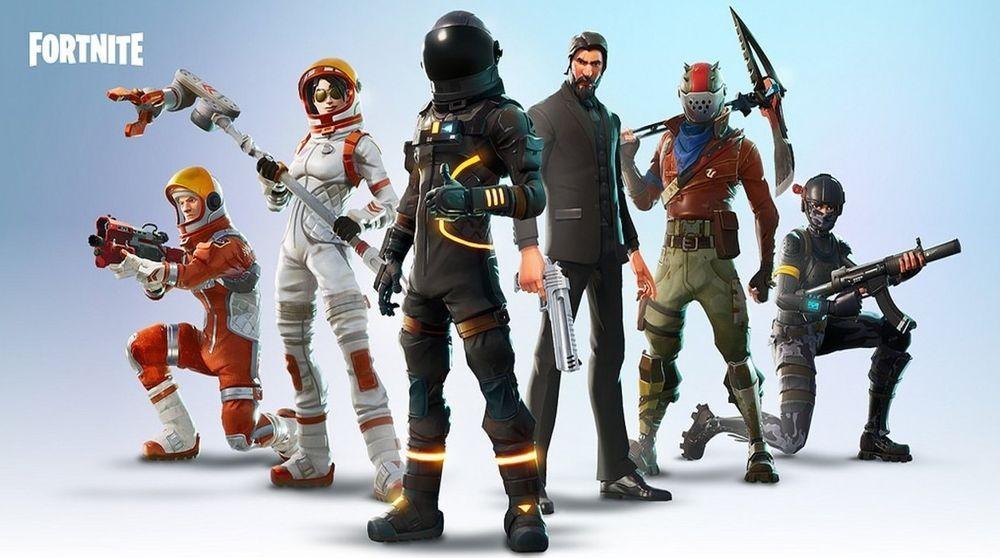 Fortnite Account With Season 3 Skins Season 6 Battle Pass 800 Vbucks Fortnite Battle Royale Game Battle