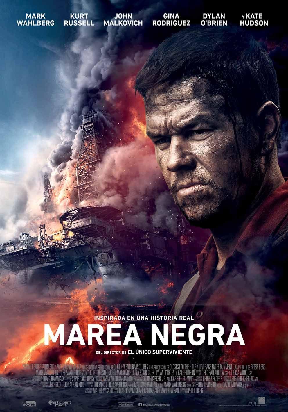 Crítica De Mareanegra Cine Markwolberg Peliculas En Cartelera Horizonte Profundo Marea Negra