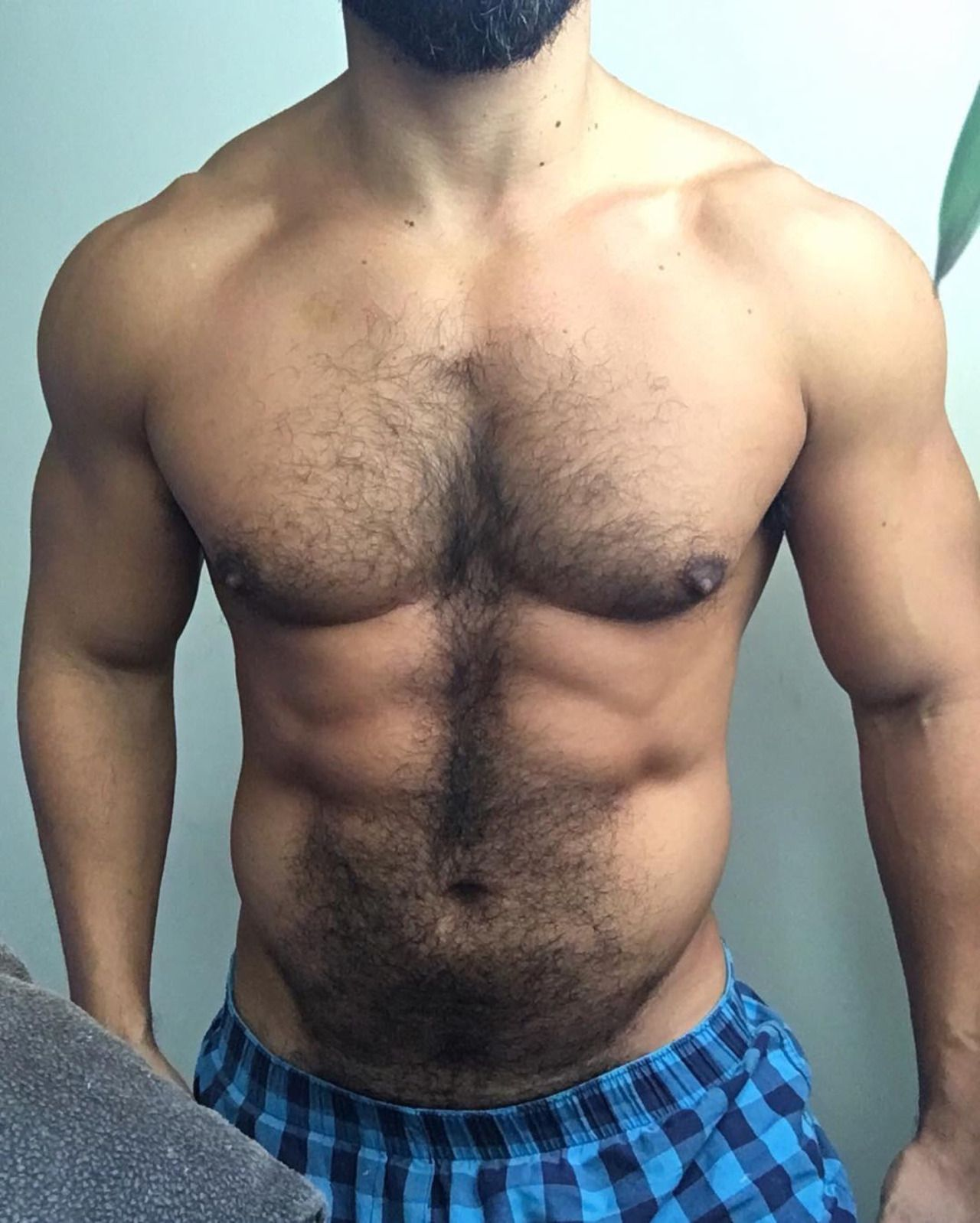 Incredible hairy pits and pubes