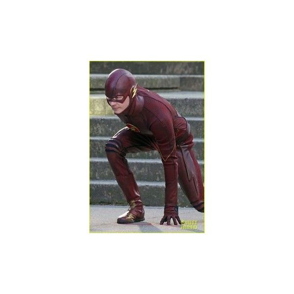 5-Minute Trailer for THE FLASH TV Series and 2 Photos GeekTyrant ❤ liked on Polyvore featuring grant gustin