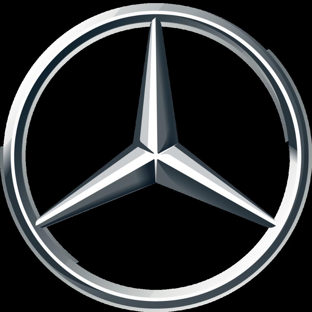 MercedesBenz Logo PNG Transparent & SVG Vector Freebie