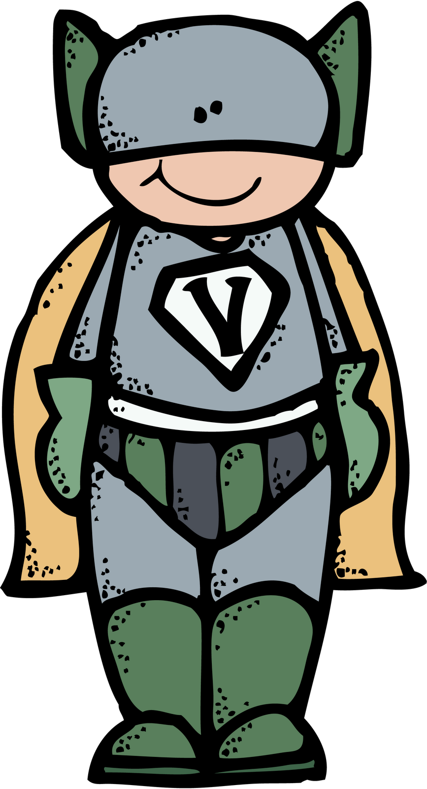 Melonheadz LDS illustrating: Valiant | LDS Kids | Pinterest | Clip ...