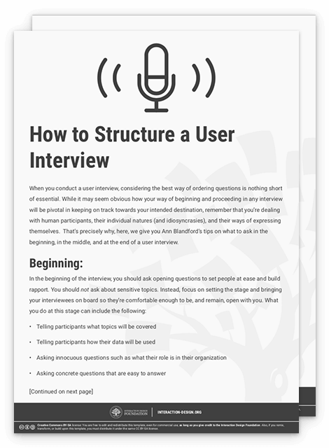 How To Prepare For A User Interview And Ask The Right Questions Service Design This Or That Questions Interview