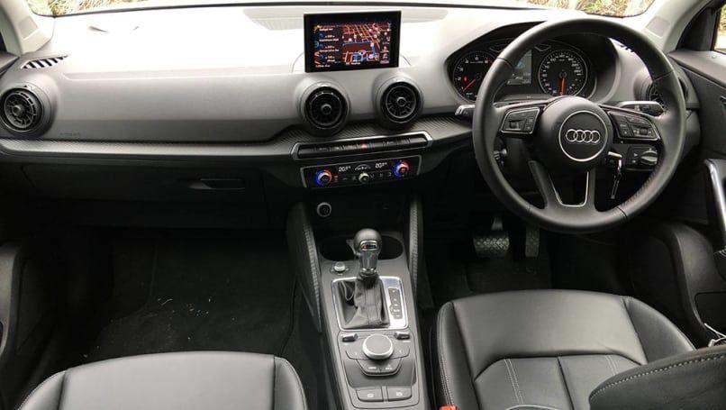 Audi q2 14 tfsi 2017 review audi german brands car review