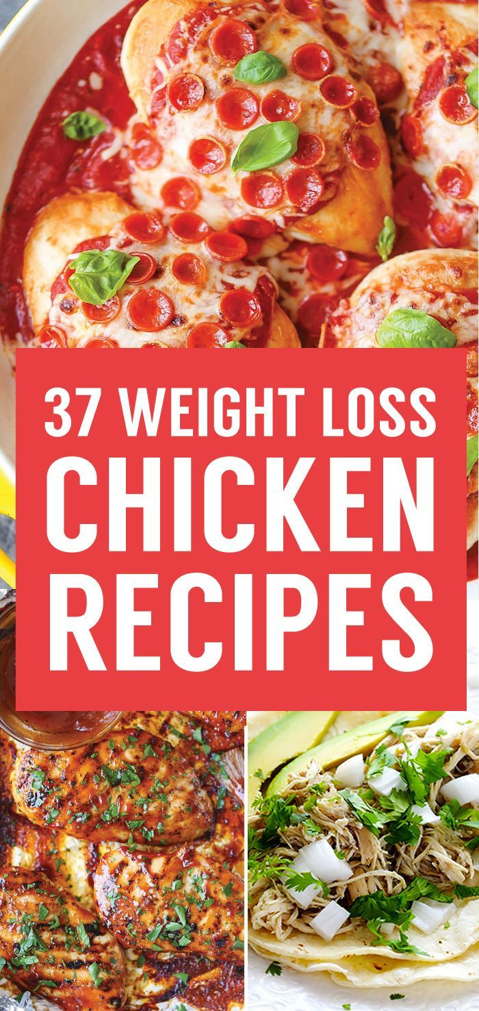 Quick and easy healthy recipes for weight loss