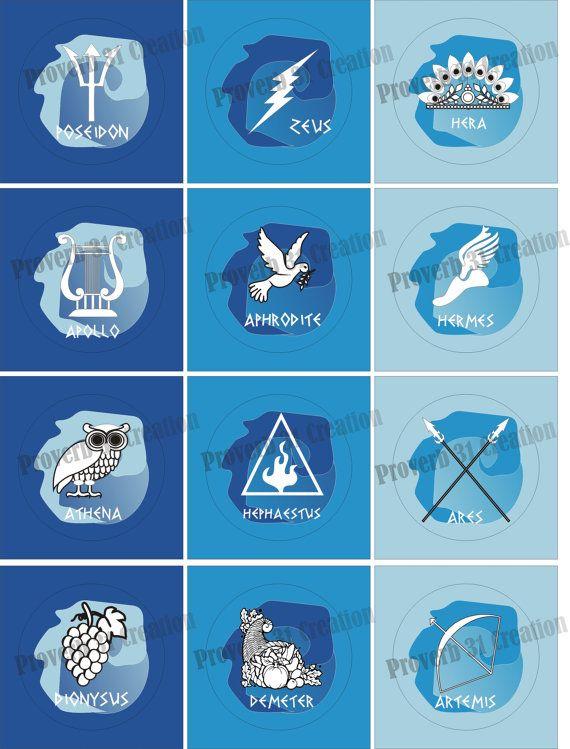 Heroes Of Olympus Symbols | www.pixshark.com - Images ...