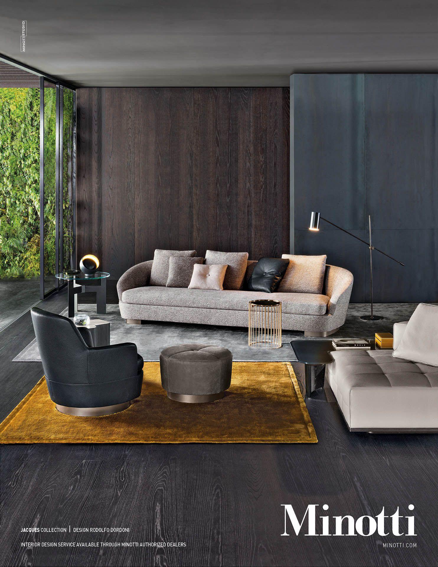 Jacques collection, Rodolfo Dordoni Design #adv #jacques