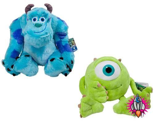 monsters university mike big plush | New Official Monsters ... Monsters University Baby Sully