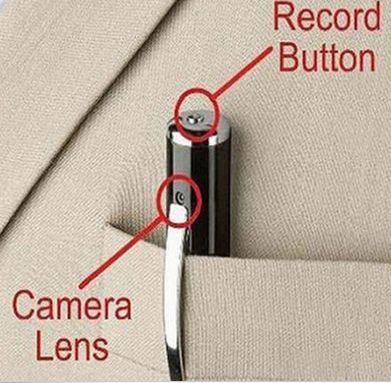 Mini Hidden Camera Pen Camcorder DVR Pinhole Spy Video Camera