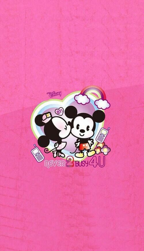 Disney Wallpaper Image Via We Heart It