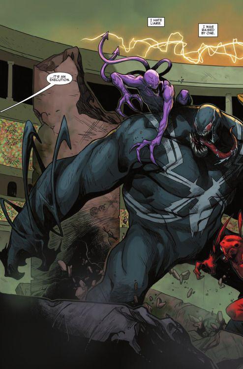 Symbiotes Battle Venom: Space Knight #10