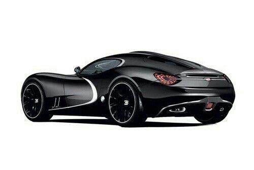 Bugatti Gangloff Concept By Pawel Czyzewski