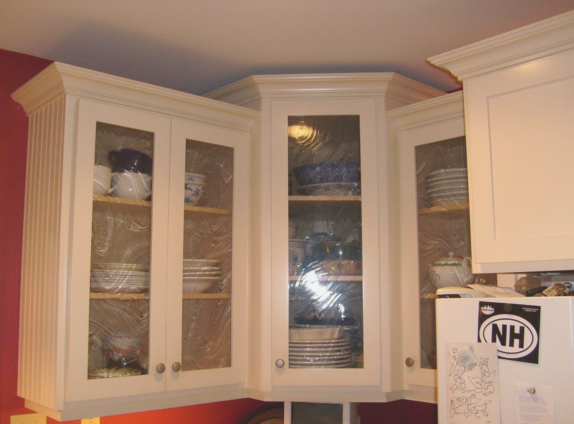 Kitchen Wall Cabinets With Glass Doors Black Kitchen Wall Cabinets