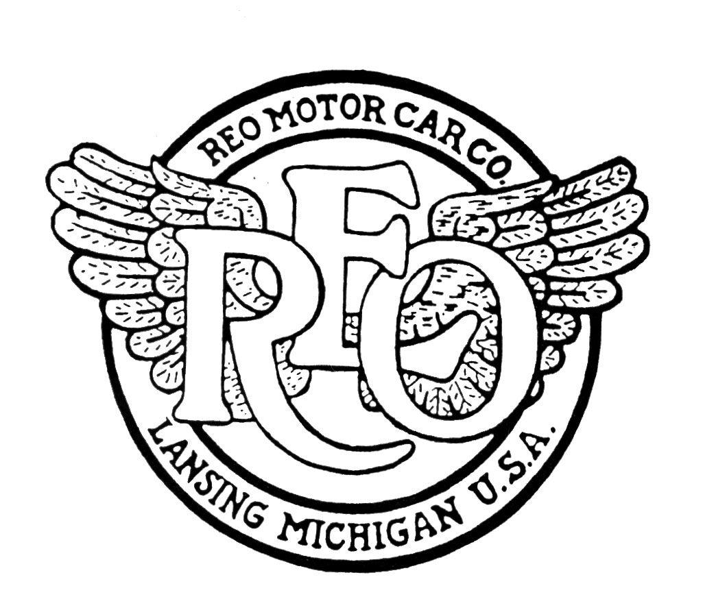 Reo Motor Car Co Lansing Michigan Usa