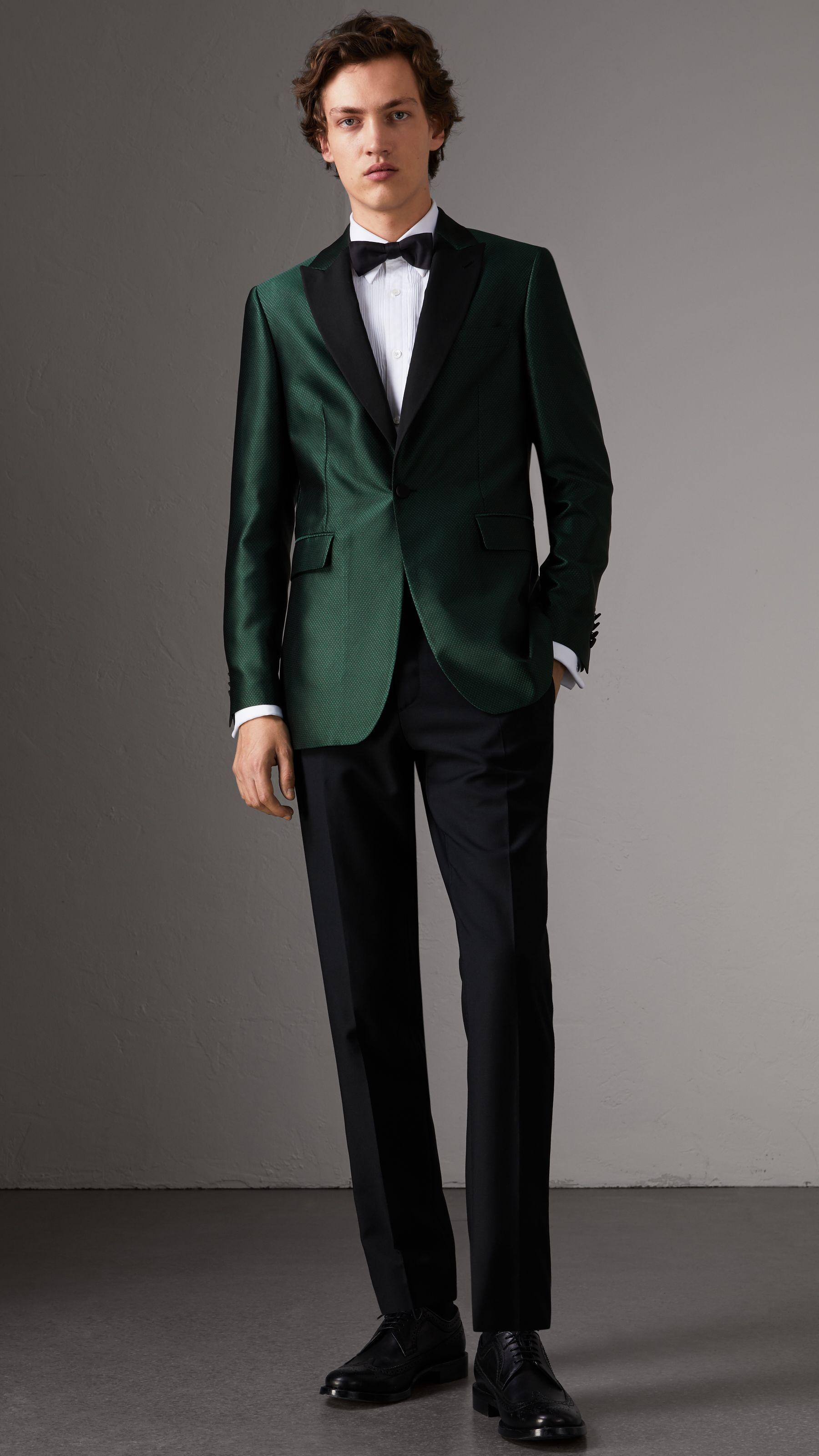 Blazer für Herren   Burberry   Grüne blazer outfits