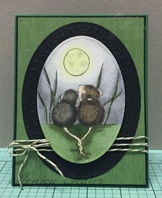 House-Mouse & Friends Monday Challenge: We are Playing BINGO for House-Mouse Challenge #203