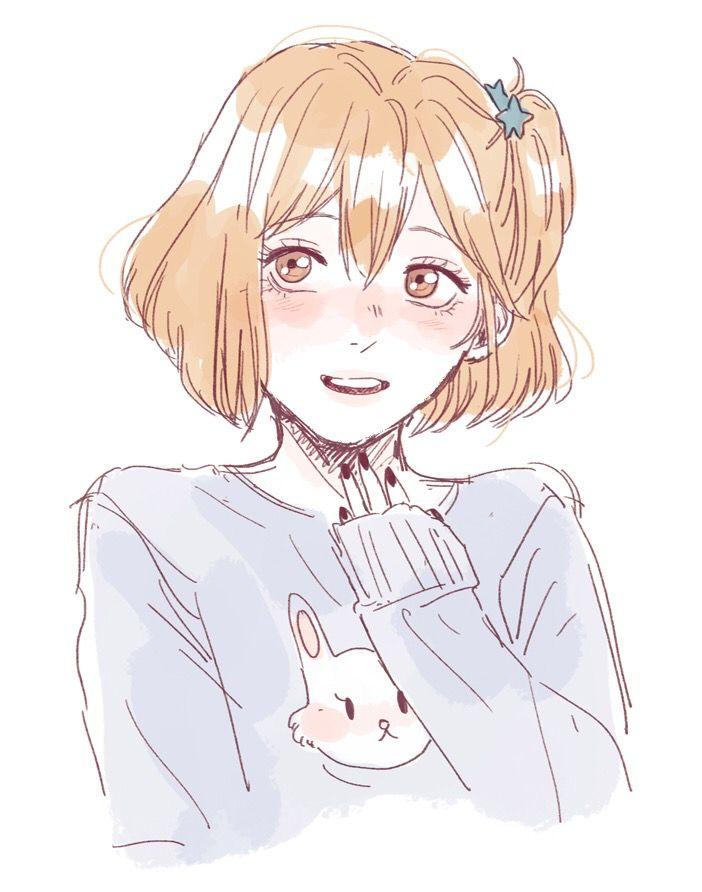 Yachi Hitoka Haikyuu Anime Haikyuu Yachi Haikyuu