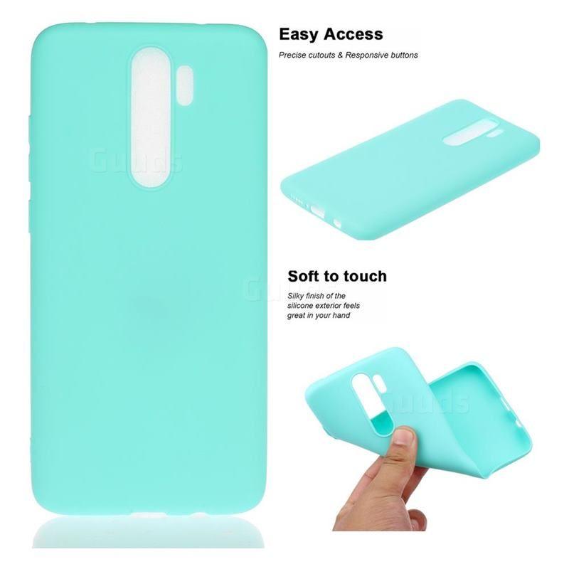 Candy Soft Tpu Back Cover For Mi Xiaomi Redmi Note 8 Pro Green Xiaomi Redmi Note 8 Pro Cases Guuds Xiaomi Note 8 Case