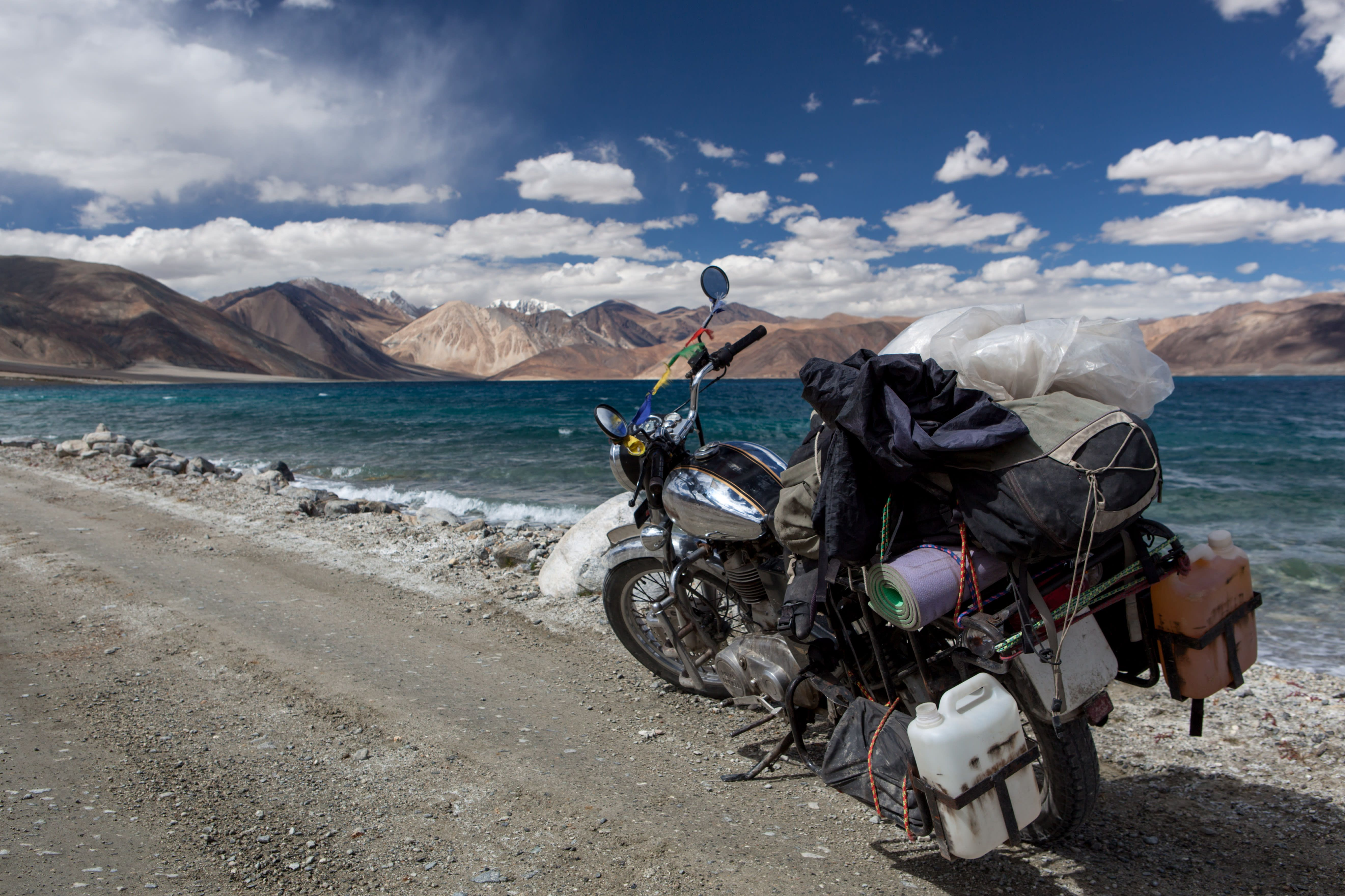The Essentials For Adventure Motorcycle Riding Cool Places To