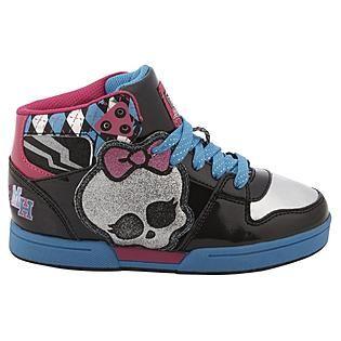 Monster high shoes, Monster high