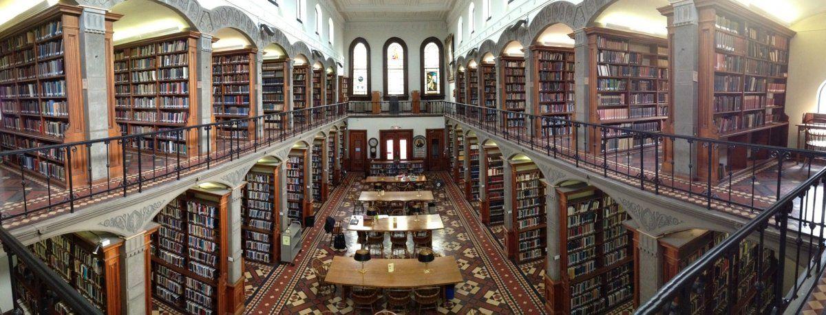 University of new brunswick library