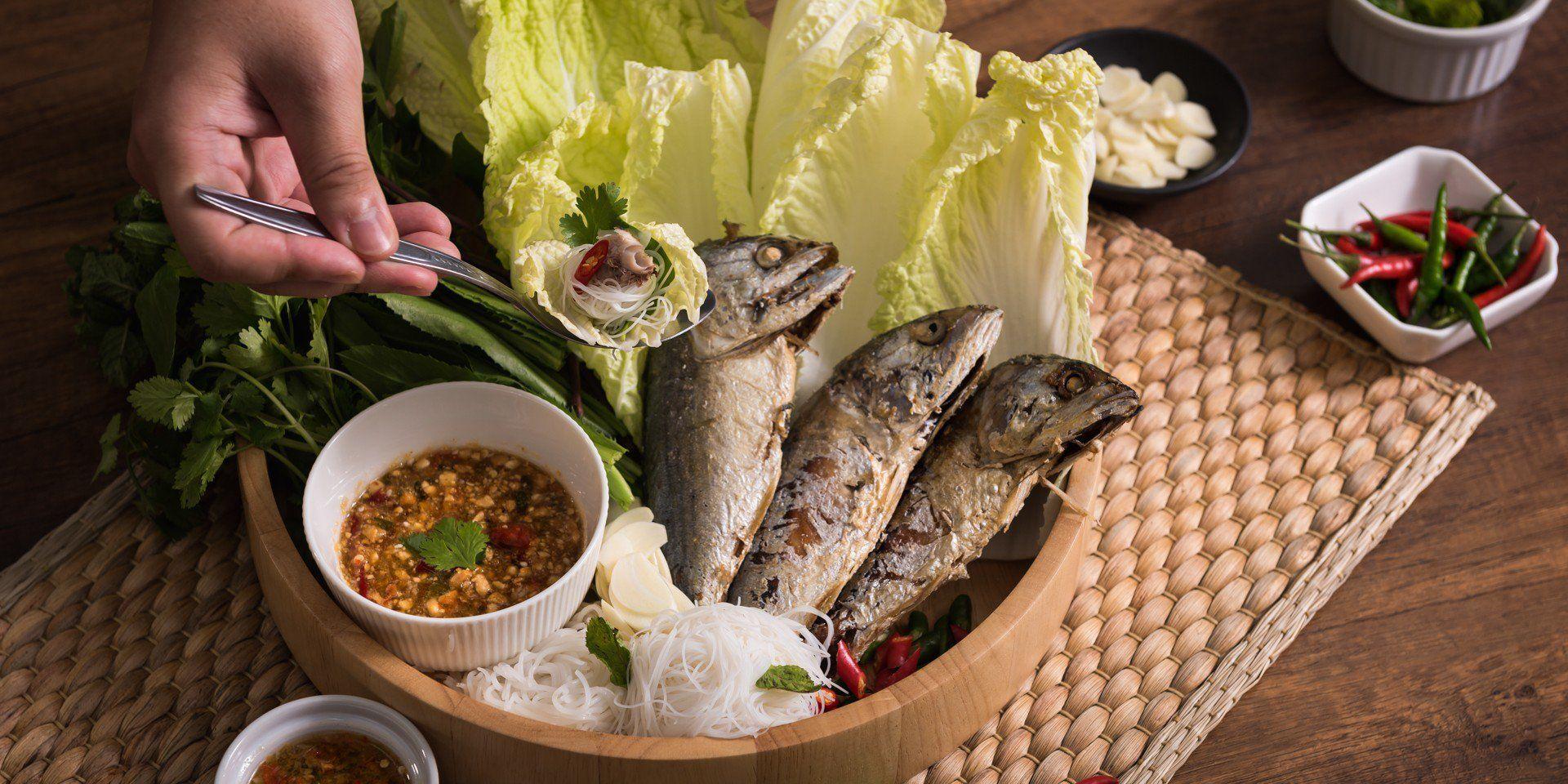 แจกส ตรฟร เม ยงปลาท พร อมส ตรน ำจ มรสเด ด ท ใครก นต องต ดใจ On Wongnai Com ส ตรอาหาร อาหาร ส ตรอาหารทะเล ส ตรการทำอาหาร