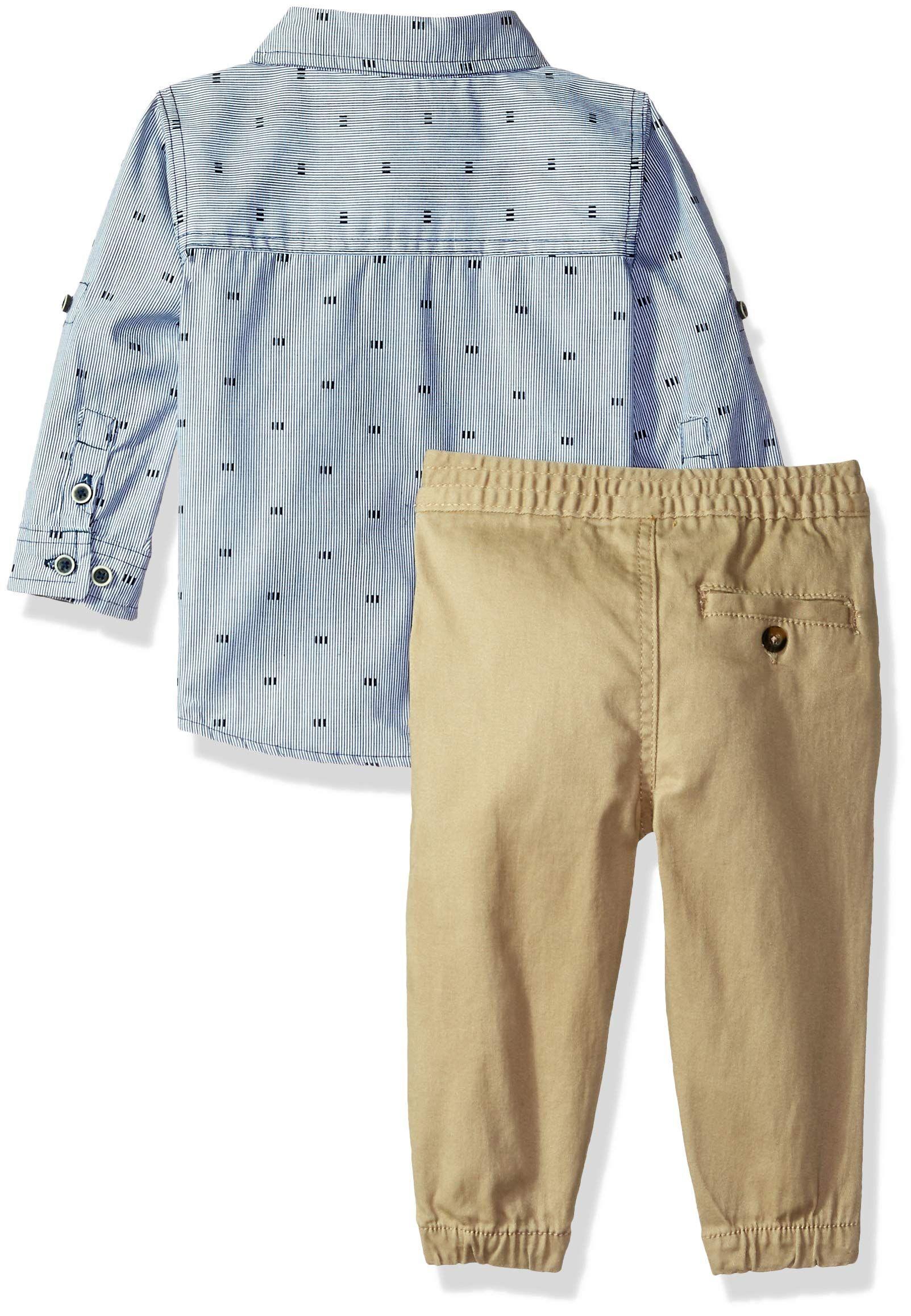 Baby Boys Sleeve U.S.POLO ASSN T-Shirt and Short Set
