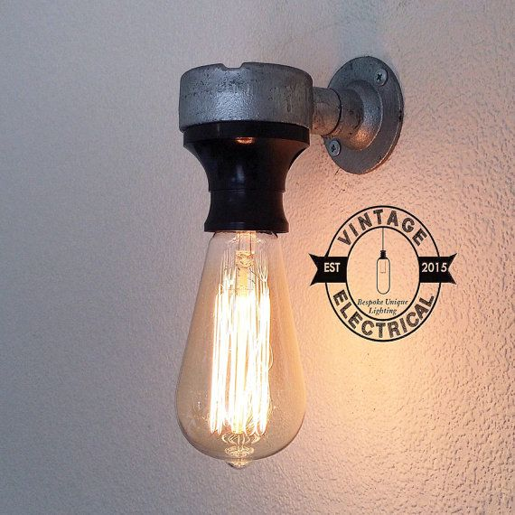 The bacton single bakelite industrial wall light restaurant bar the bacton single bakelite industrial wall light restaurant bar pub 1 x screw edison filament lamps included rustic retro vintage aloadofball Image collections