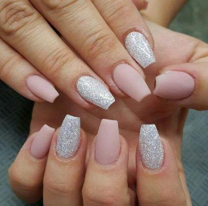nails imagenovember  short coffin nails designs