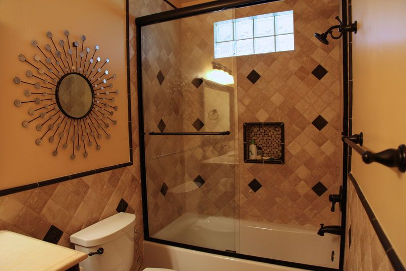 Remodeling Mobile Home Walls  Home Remodeling Before & After Amazing Phoenix Bathroom Remodeling Design Ideas