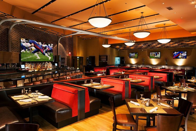 21 Places To Watch Football In Las Vegas  Anniversary Trip 2017 Adorable Luxor In Room Dining Menu Decorating Design