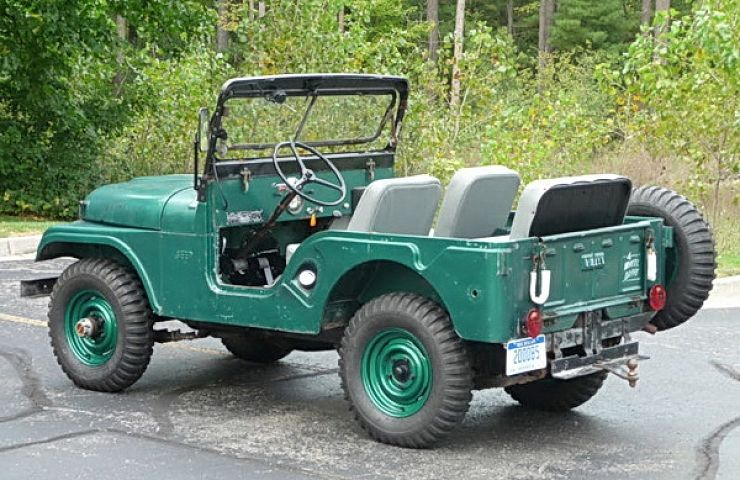 ebay listing 1955 willys cj5 jeep jeeps jeep vintage jeep jeep truck. Black Bedroom Furniture Sets. Home Design Ideas
