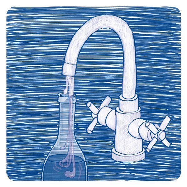 Water Bij De Wijn Doen Toegevingen Doen Zijn Eisen