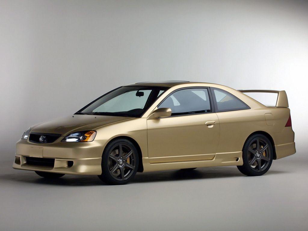 honda civic concept r 2001 car stuff autos. Black Bedroom Furniture Sets. Home Design Ideas