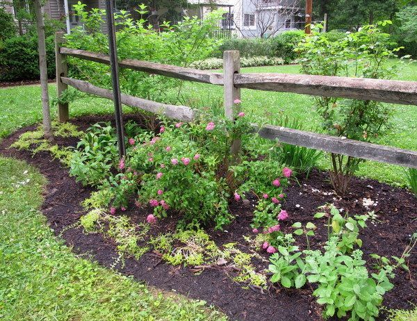 result landscaping garden