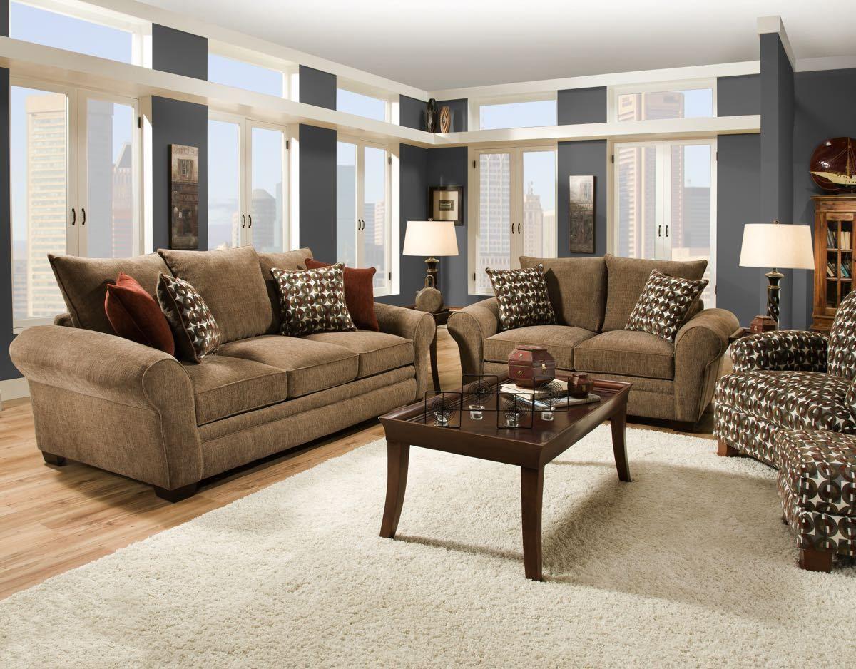 Corinthian Resort Harvest Sofa Collection Comfortable Living Room Furniture Casual Living Room Furniture Loveseat Living Room