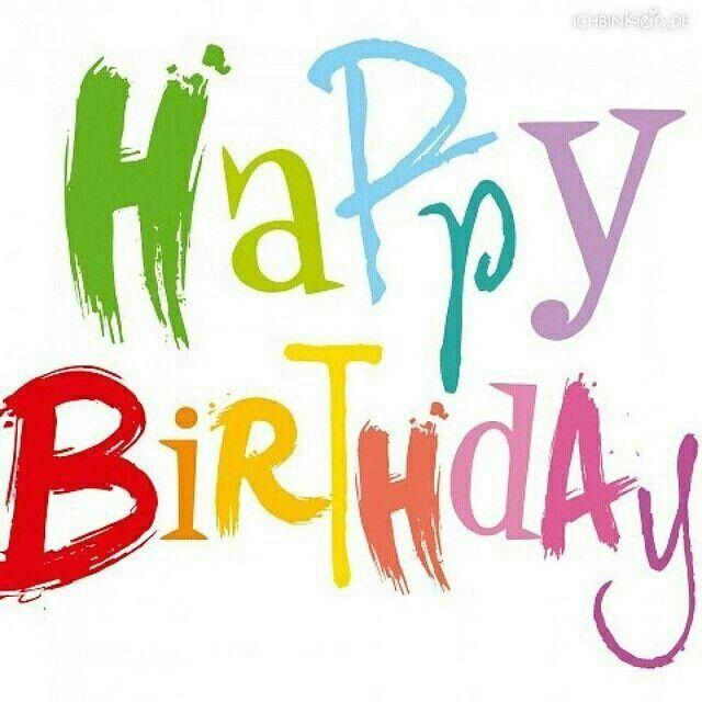Pin By Belinda Jernigan On Happy Birthday (Words Only