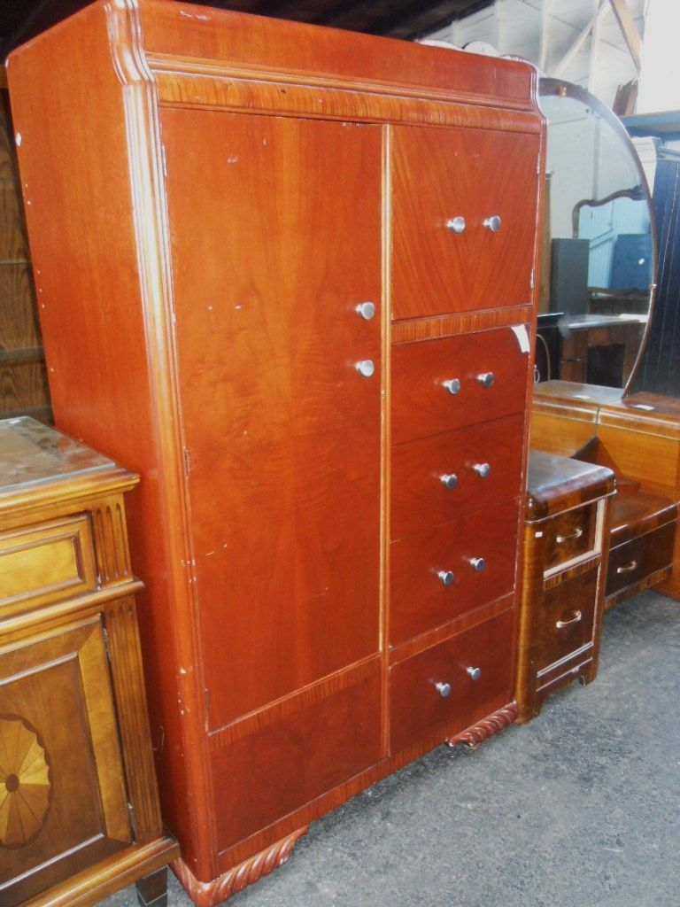 Waterfall Style Cedar Lined Wardrobe Chest Of Drawers Check Out This The Is Also Has For Maximum
