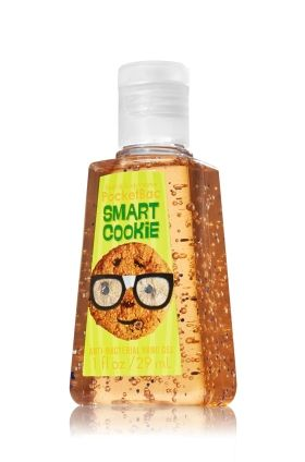 Smart Cookie Pocketbac Sanitizing Hand Gel Anti Bacterial Bath